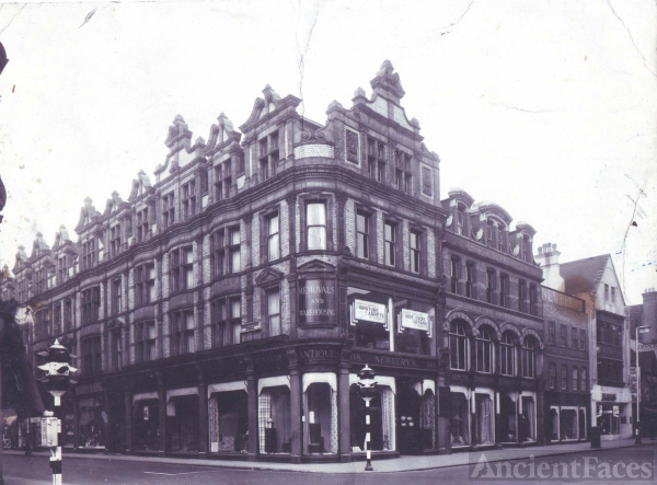 Newbery's Furniture Shop