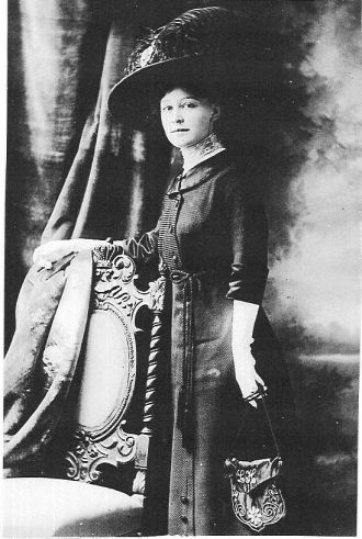 A photo of Lillian (Harlin) Gessner