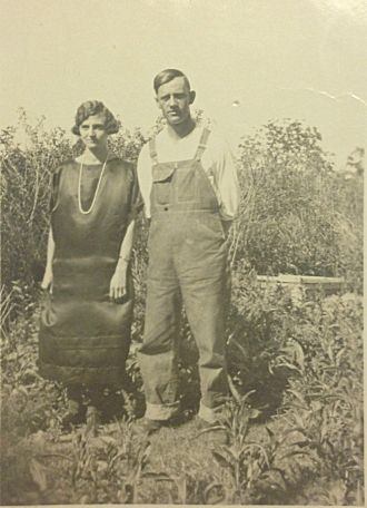 Howard and Ruby (Lavoie) Moore