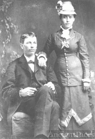 Byron and Rebecca Shaffer