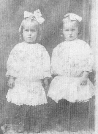 Eunice Dennis & Mable Tomlin
