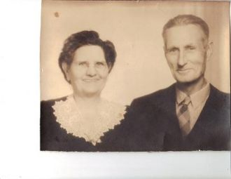 Edna B Williams Gasway and A.R. Gasway