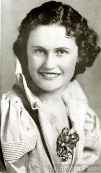 Aurelia Elliot, West Virginia, 1937