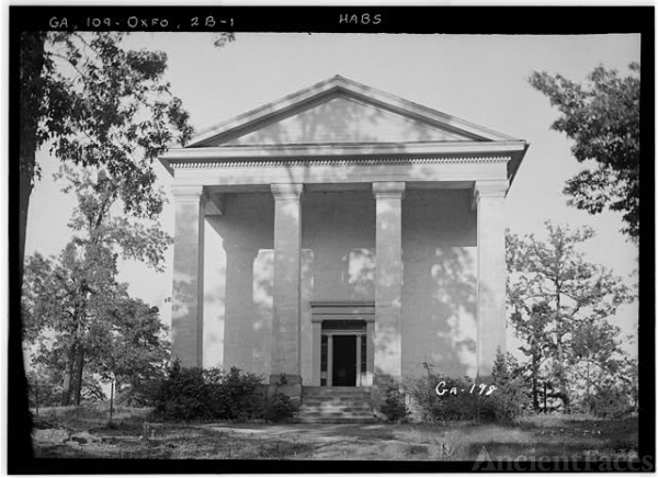 1. Historic American Buildings Survey L.D. Andrew,...