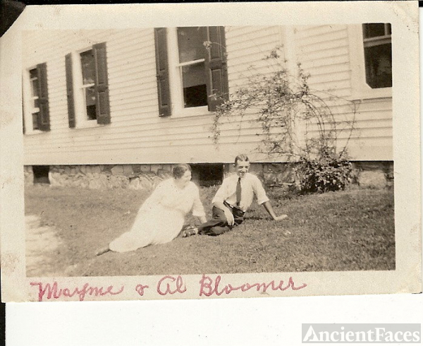 Al and Mayme Bloomer