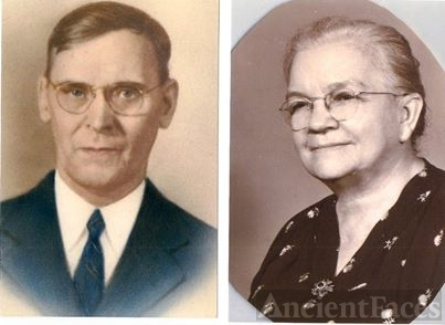 Clarence and Mary Irene (Shea) Slagle