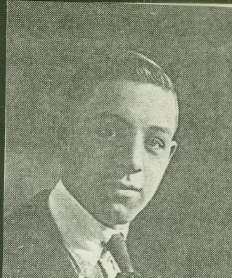 A photo of Frank Goodbread