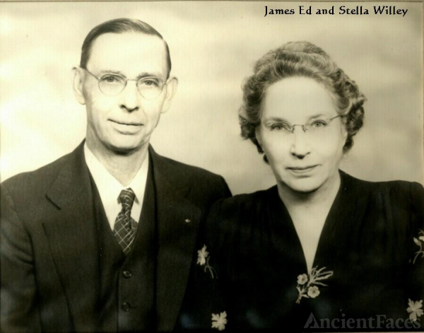 Ed and Stella Willey