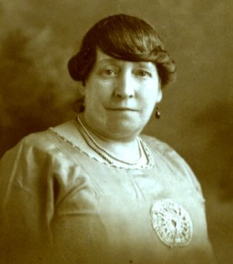A photo of Maud Jane Wyborn Nee Fox