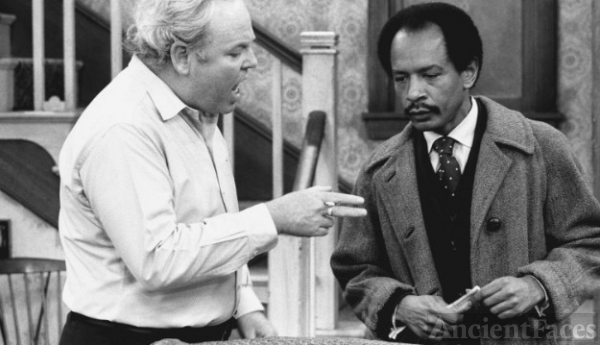 Sherman Hemsley & Carrol O'Connor
