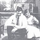 Young Walt Vallis & Mary Elva Ross
