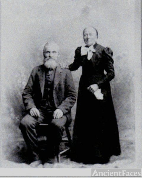 Peter Hansen Bogh and Dorthea Christine Nielsen