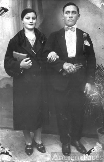 Unknown Couple from Italy