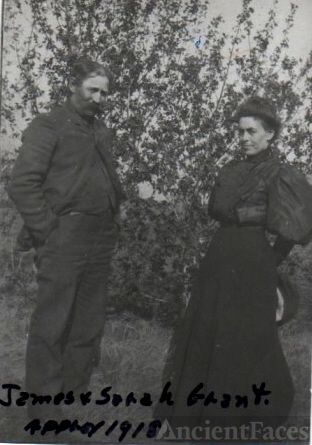 James Grant and Sarah Elizabeth (McCordic) Grant