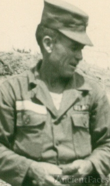Buddy Emanuel Shuffield, US Army