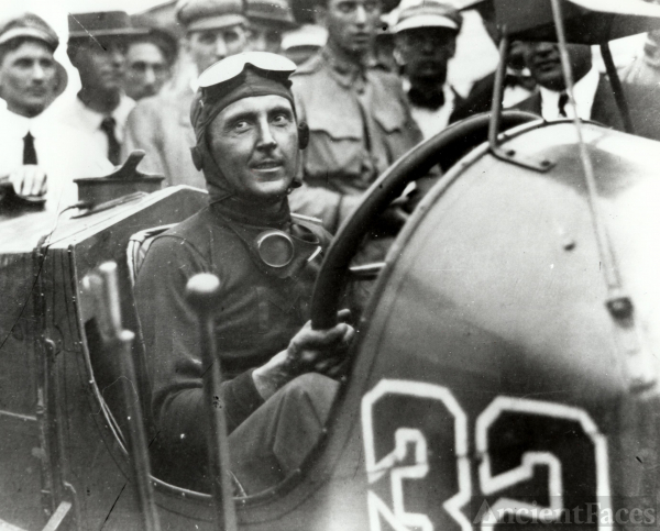 Ray Harroun -First Indianapolis 500-Mile Race Winner