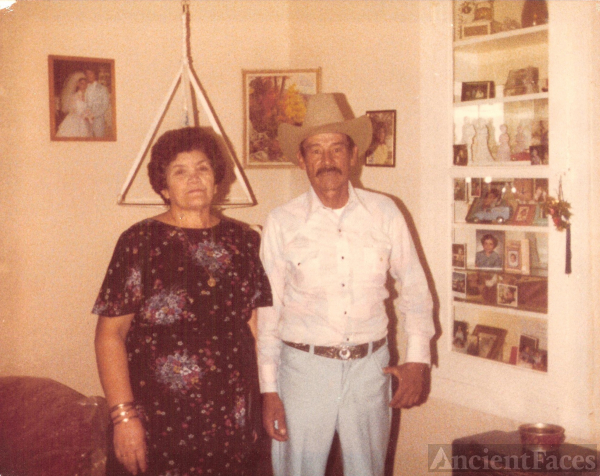 Francisco & Maria Jesus Cornidez, Arizona