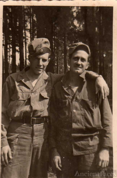 Jacbas and Hawk WW II