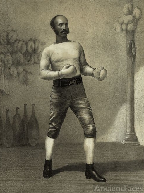 John B Bailey, Gymnastics and Sparring