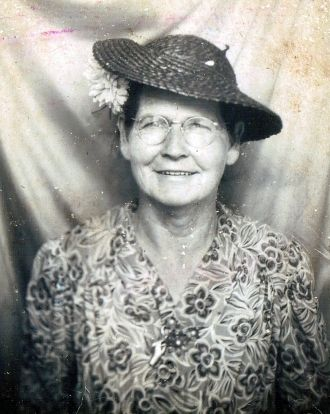 A photo of Maude Ellen Gee Lamb