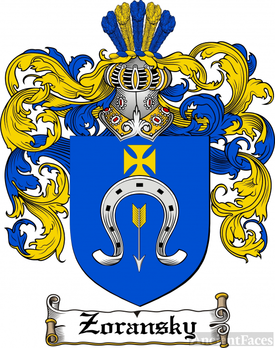 Coat of Arms - Zoransky