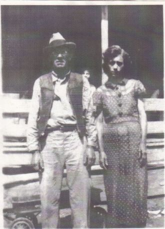 NIMROD JACOB TALLEY & WIFE MINNIE WHITLOW