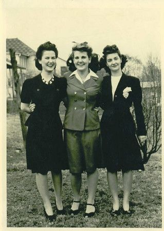 A photo of Nola Jean Burge Finch