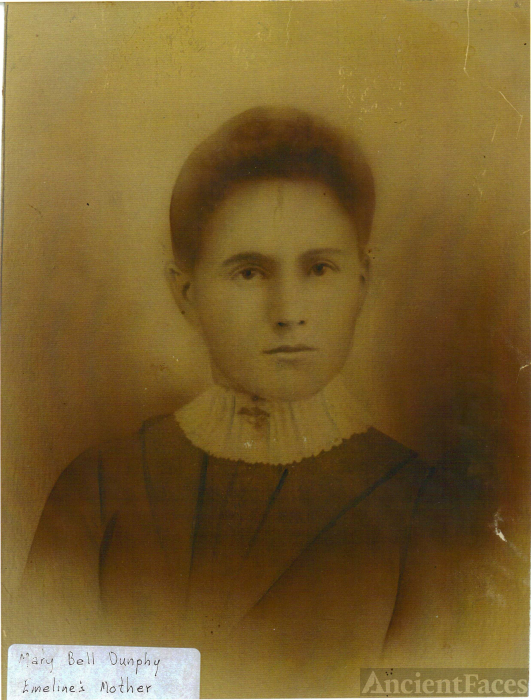 Mary Emma (Bell) Dunphy, Iowa