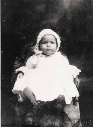 Infant Euna Blanche Brownlow