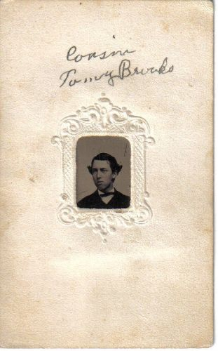 A photo of Tomy Brooks