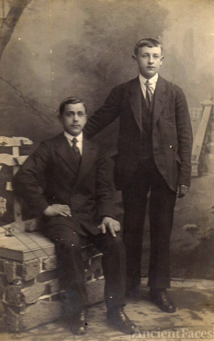 Franciszek and Jan Maslinski, Poland