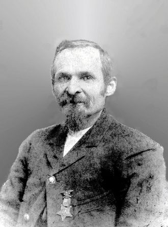 Jacob Zins, Indiana 1880