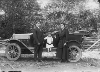 Unknown family, Tennessee