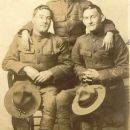 Harry Whitby & WW1 buddies