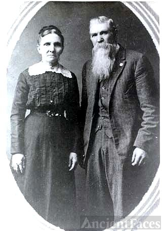 Penelope and James Moore