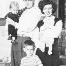 Richard & Jean (Seith) Madden family, Ohio 1952