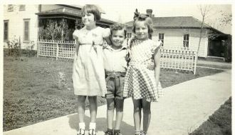 Scobell Kids May 1937