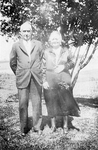 Frederick and Amanda Barton