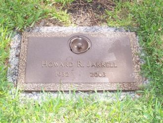 A photo of Howard Raymond Jarrell