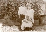 Theodore, Maggie, & Johnie Winbury, Arkansas