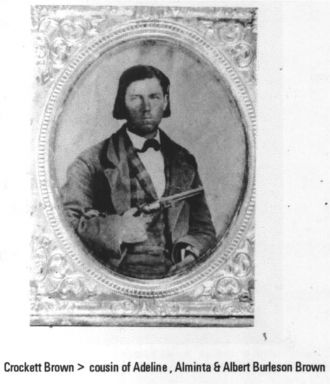 A photo of Crockett Brown