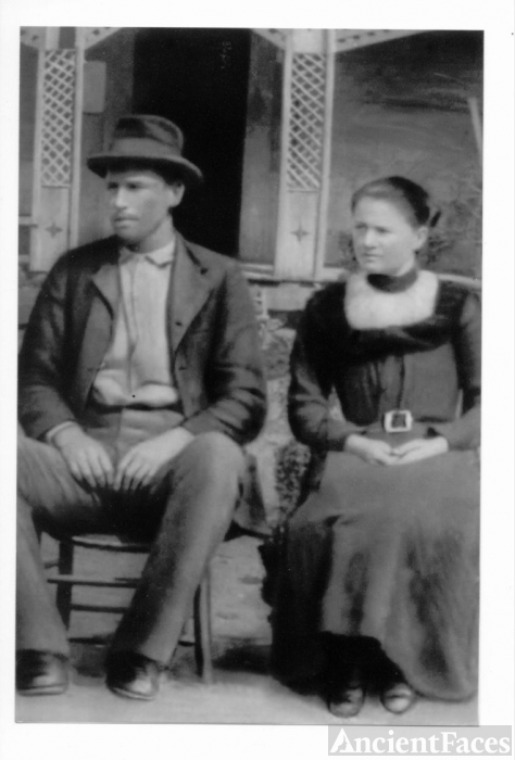 William James Spivey & Ludie Maud Clark