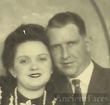 Sherman Emmett and Lucille M.{Dyer} Wright-FACES
