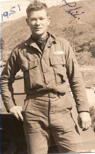 Arthur Phillip Hanks - KIA Korean War