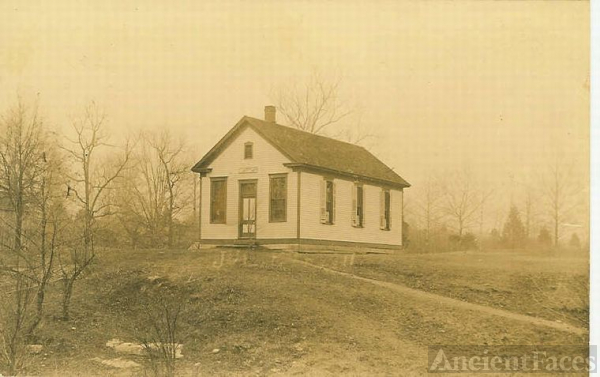The Sheeks School In Lawrence County, Indiana