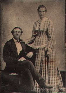 Mary Jane Chambers & husband