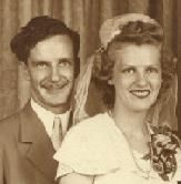 Clarence M Rhodes - Geneva Lucille Chester