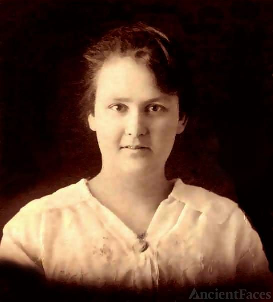 Grace E. Tibbetts, 1918