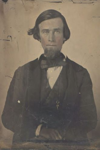 A photo of James A. H.  Brownlow