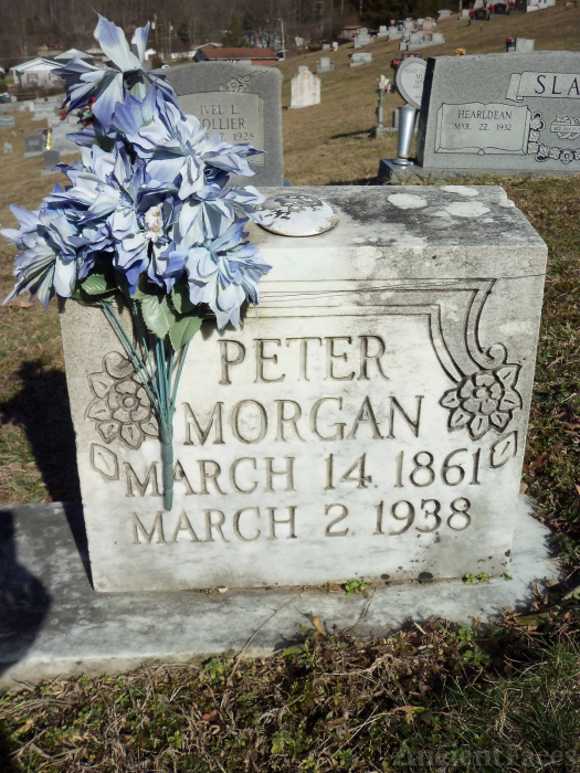 Peter Morgan, WV